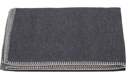Fussenegger Cotton Throw - Sylt Anthracite