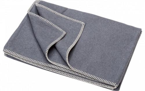 Fussenegger Cotton Throw - Sylt Grey
