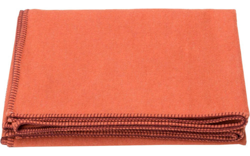 Fussenegger Cotton Throw - Sylt CopperOrange