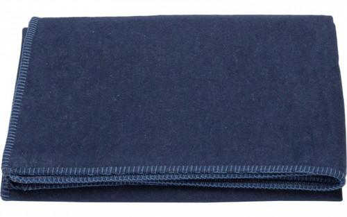 Fussenegger Cotton Throw - Sylt Navy