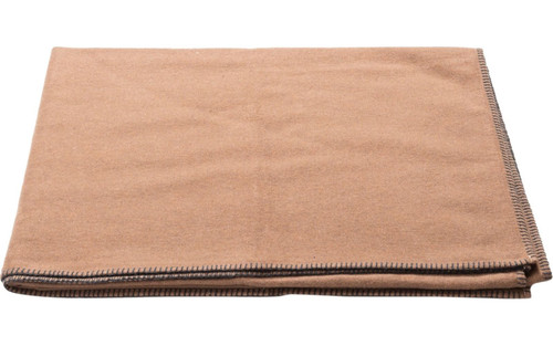 Fussenegger Cotton Throw - Sylt Chocolate