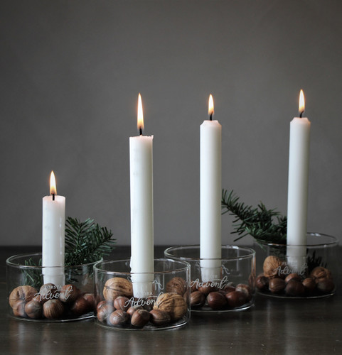 Advent Light Candle Holder