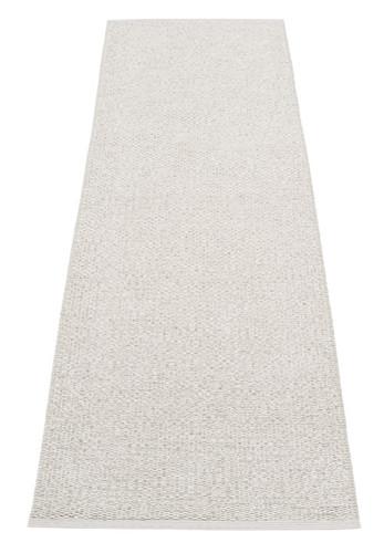Pappelina Svea Rug Stone Metallic/Fossil Grey