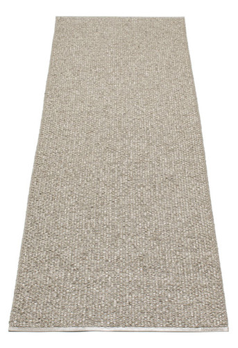 Pappelina Svea Rug Mud Metallic/Mud