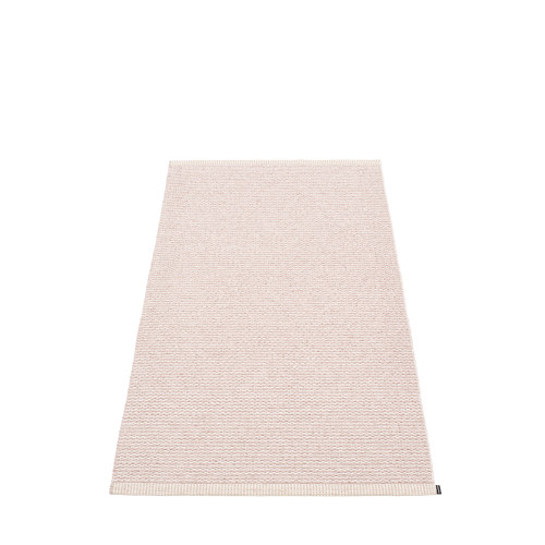 Pappelina Mono Rug Pale Rose/Ballet