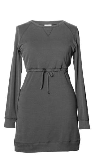 Boob B.Warmer Dress - magnet