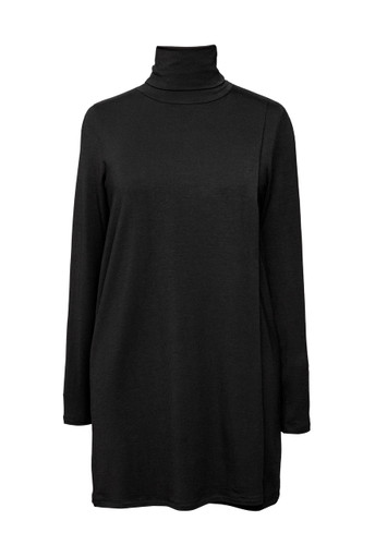 Boob Design Hannah Polo Tunic - Black
