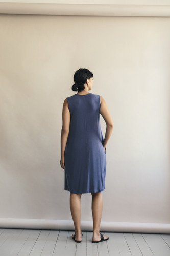 Boob Design Lil Dress - Vintage Indigo
