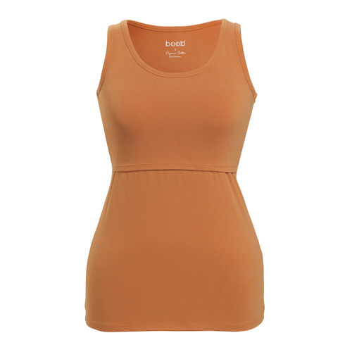 Boob Design Classic Tank Top - Tangerine Tan