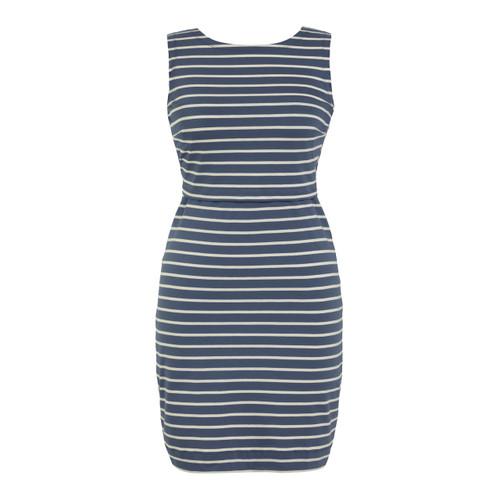 Boob Design Simone S/L Dress - Country Blue/Tofu