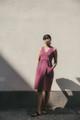 Boob Design Depot Dress - Soft Cherry