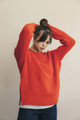 Boob Design Jessica Knit Sweater - Poppy