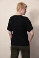 Boob Design Wonton Top - Black
