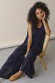 Boob Design Liv Sleeveless Top - Midnight Blue