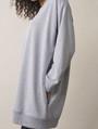 Boob Design BFF Sweatshirt - Grey Melange