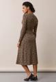 Boob Design Leo Wrap Dress - Leo Print Sand