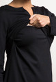 Boob Design Tunic Audrey (black)