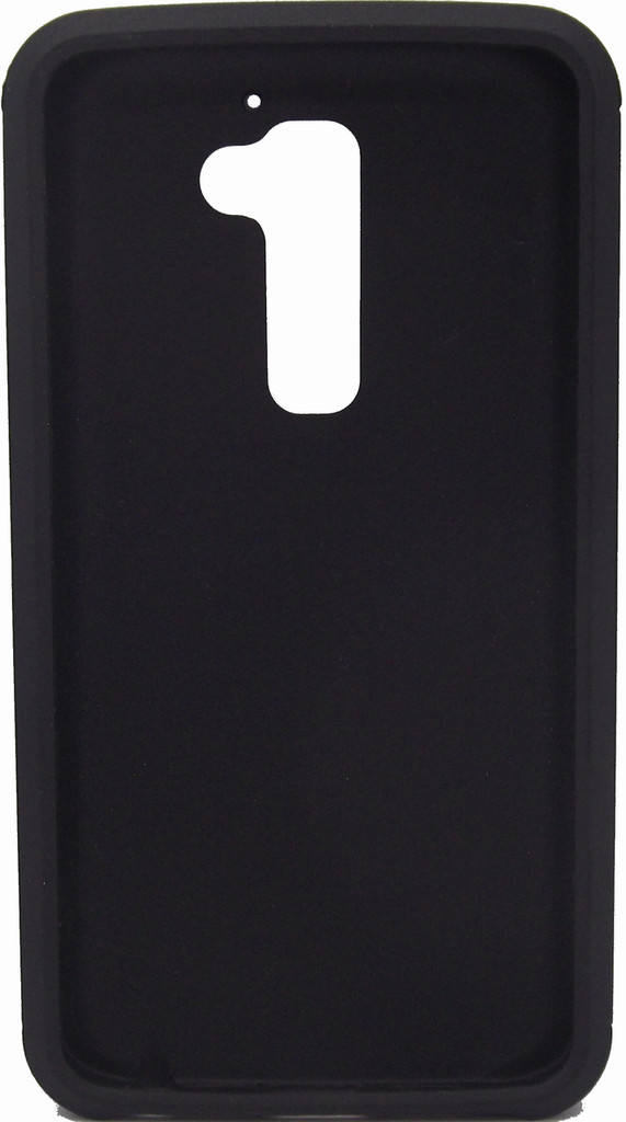 LG G2  MM Slim Dura Case Black