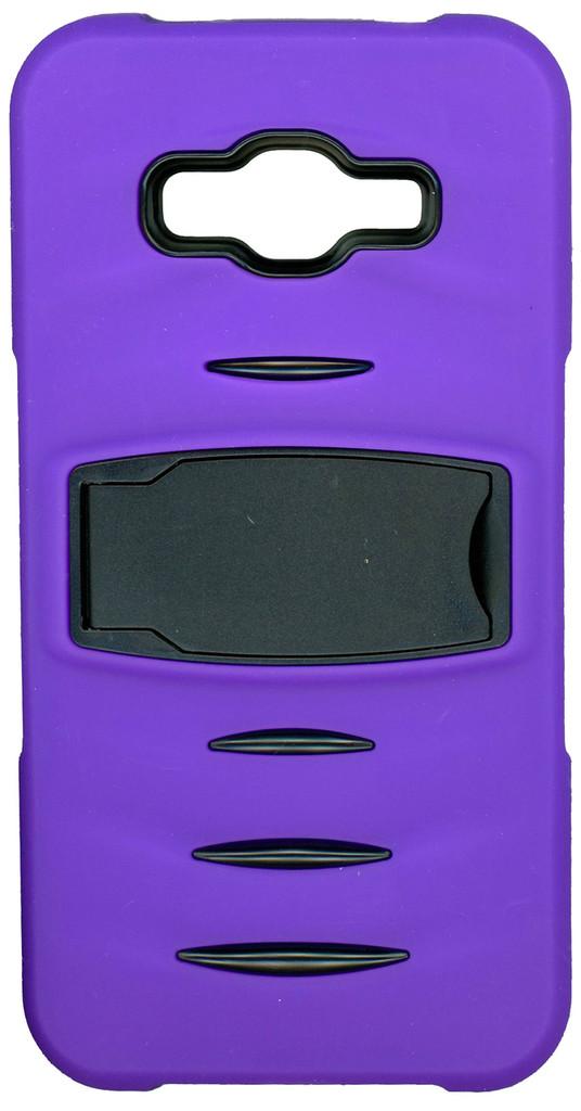 Samsung Grand Prime MM Kickstand Purple