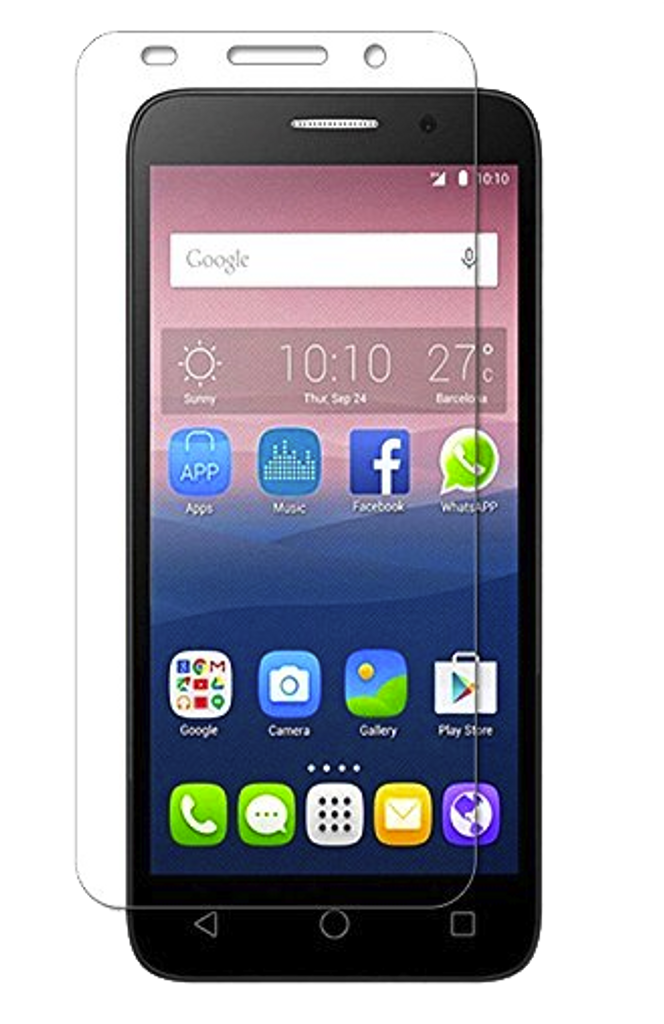 Alcatel Tru Tempered Glass