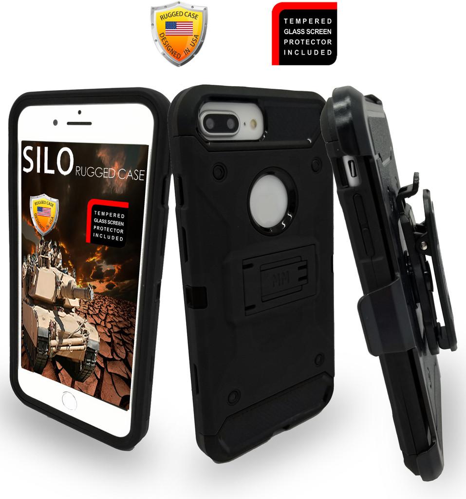 iphone 8 plus rugged case