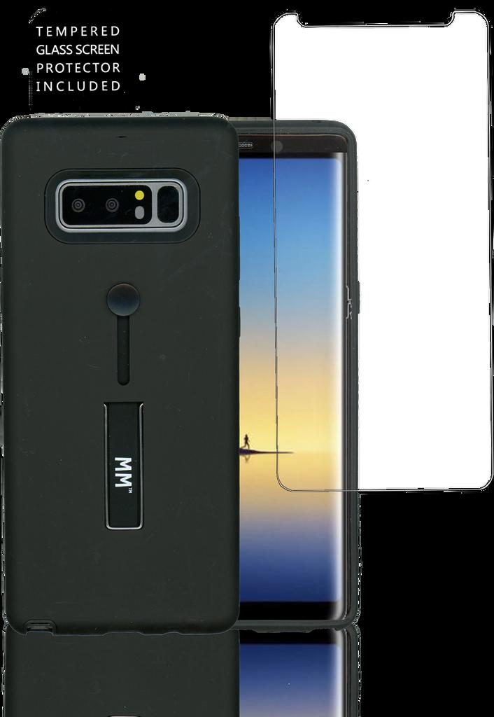 Samsung Galaxy Note 8 MM Opal Slim Kickstand Black