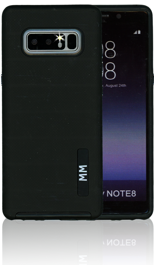 Samsung Galaxy NOTE8 PLUS MM Opal Slim Case Black