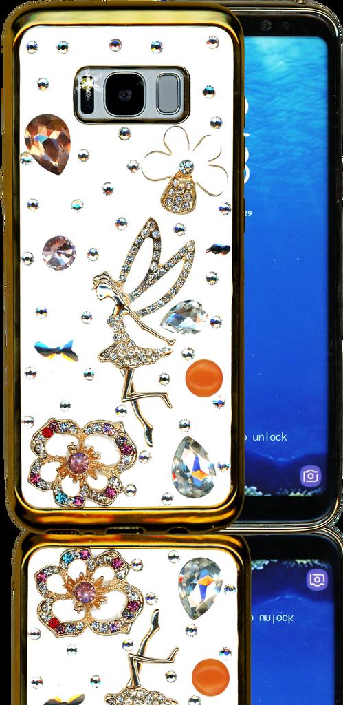 Samsung Galaxy S8  MM Bling 3D Tinker