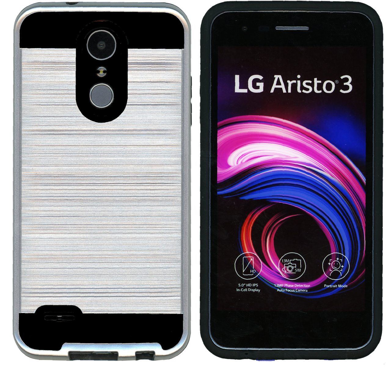 Lg Aristo 3 3 2 Empire Mm Slim Dura Metal Finish Gray World Cellular Find images, tech specs and reviews. world cellular