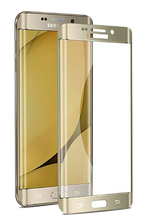 Samsung galaxy S6 Edge Plus 3D Full Cover Gold