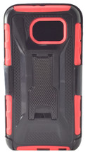Samsung Galaxy S6 MM Combo 3 in 1 Red