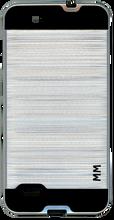 ZTE Blade Force MM Slim Dura Metal Finish Silver
