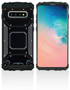 Samsung Galaxy S10 MM Magnetic Rugged Case Black