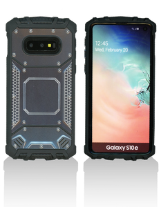 Samsung Galaxy S10 Lite MM Magnetic Rugged Case Gray