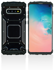 Samsung Galaxy S10 PLUS MM Magnetic Rugged Case Black
