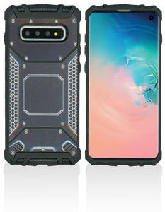 Samsung Galaxy S10 PLUS MM Magnetic Rugged Case Gray