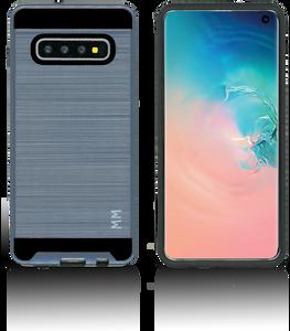 Samsung Galaxy S10 Plus MM Slim Dura Metal Gray