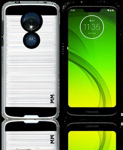 Motorola G7 Play MM Slim Dura Metal Silver