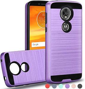 Motorola G7 Play MM Slim Dura Metal Purple