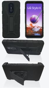 Motorola G7 Play MM Rugged Combo Black