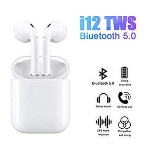I12 TWS Bluetooth Ear Pods