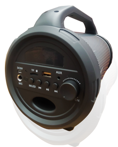 Max Power MPD 4LT Speaker Black