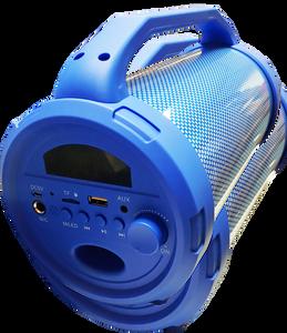 Max Power MPD 4LT Speaker Blue
