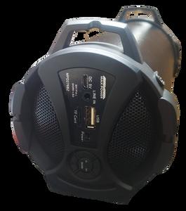 Max Power MPD 276 BZ  Speaker Black