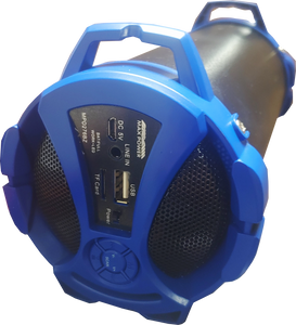 Max Power MPD 276 BZ  Speaker Blue