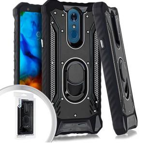 LG Stylo 5 MM Magnetic Rugged W KS Black