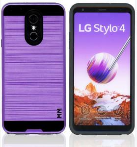 Motorola G7 Play MM Slim Dura Metal Navy