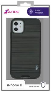 iPhone 11 MM Slim Dura Metal Silver