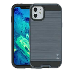 iPhone 11 MM Slim Dura Metal Navy