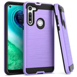 iPhone 11 MM Slim Dura Metal Purple